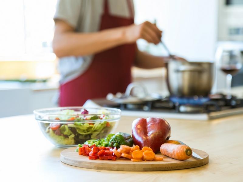 Planifier et cuisiner des repas simples pour toute la semaine