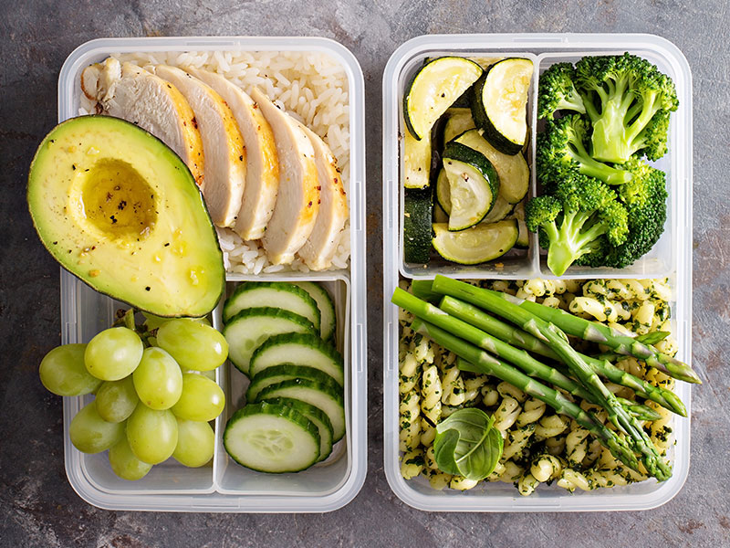Do you meal prep ?