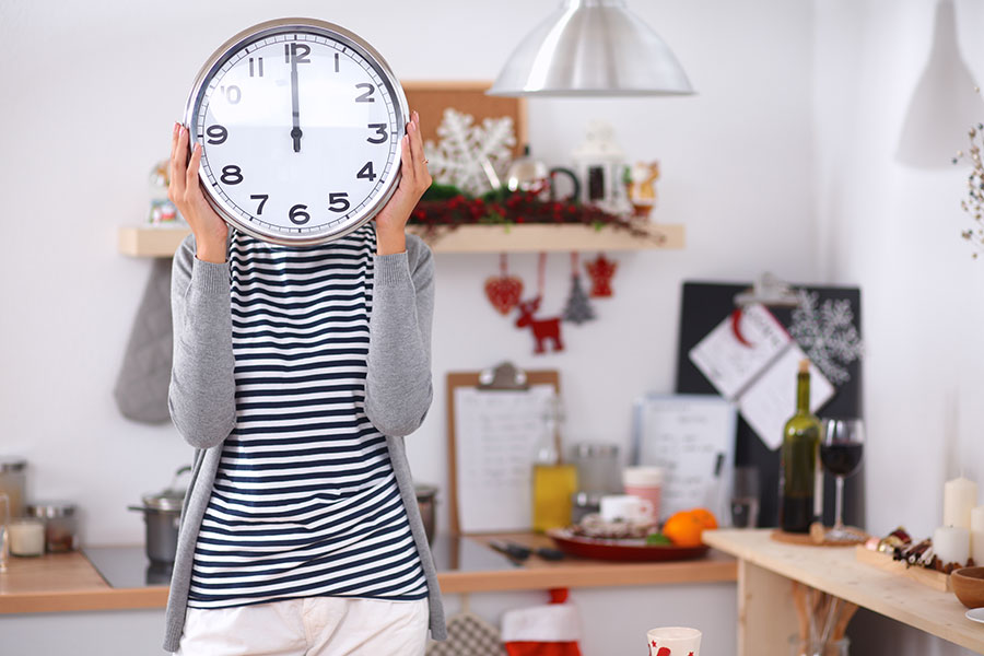 Conseil 1 : Planifier des horaires