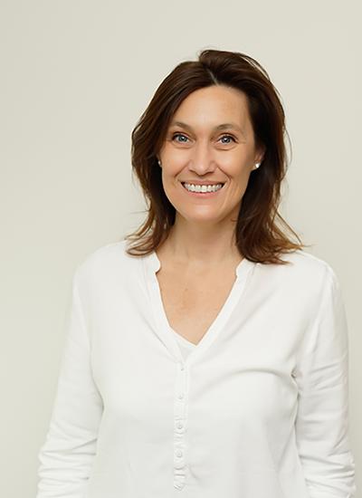 Judith Crillen, experte en rangement et en organisation.