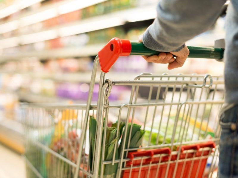 Quand on part au supermarché sans liste de courses, on revient en général avec 40% de produits en plus dont on n'a pas besoin.