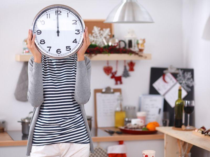 Planifier ses repas pour la semaine permet de gagner du temps