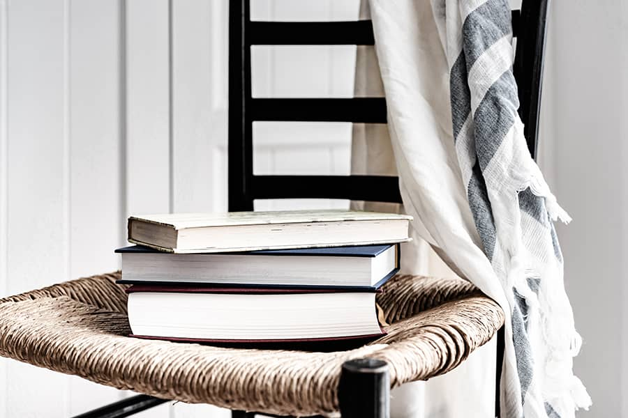 Organiser ses livres selon la méthode KonMari