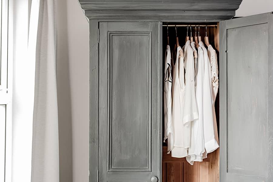 Trier ses vêtements selon la méthode KonMari