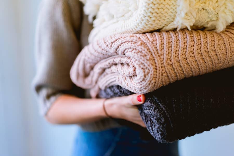 Liste de 51 pièces pour un dressing minimaliste en saison hivernale