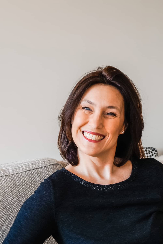 Judith Crillen, web-entrepreneure, auteure et home-organiser