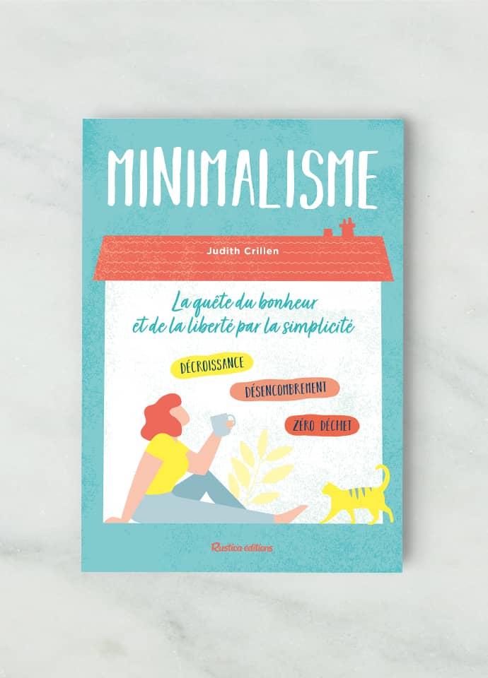 Minimalisme par Judith Crillen