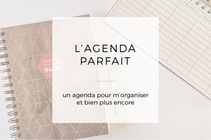 L'agenda papier parfait pour une vie WouaW