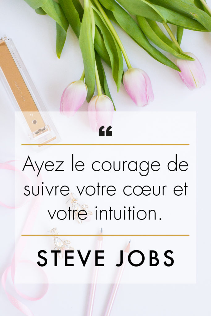 Citation de Steve Jobs