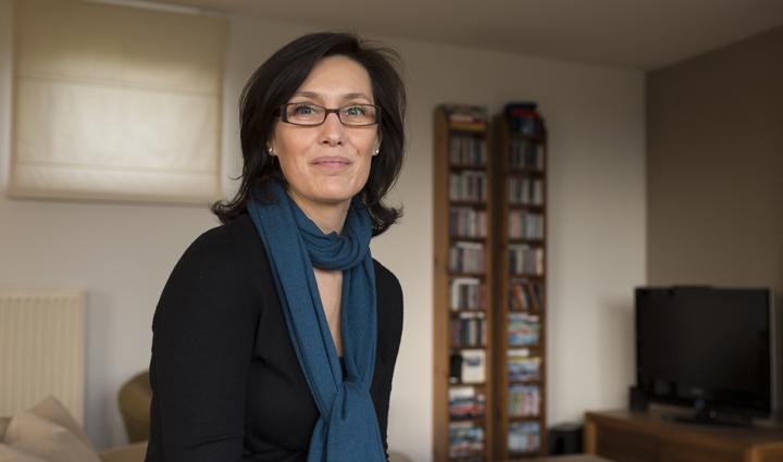 Judith Crillen, auteure du blog Maman s'organise !