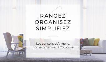 Rangez, organisez et simplifiez votre intérieur avec Armelle