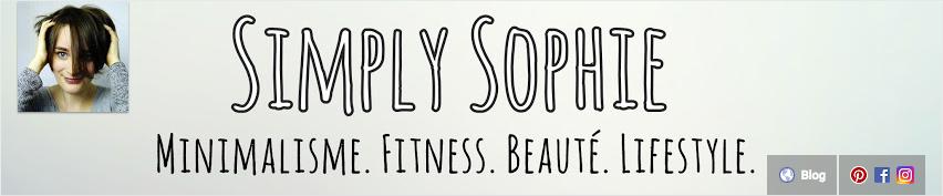 La chaîne Youtube de Sophie de Simply Sophie