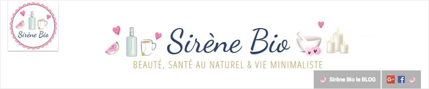 La chaîne Youtube d'Elodie-Joy de Sirène Bio